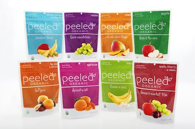 Peeled Snacks Pouches