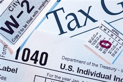 Have you done your taxes yet? (The deadline is Tuesday, April 17!)