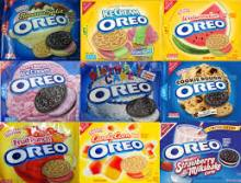 As Oreo releases new flavors every few months, they are now known for their creative options. Which of the following Oreo flavors would you taste, or have you already tried?