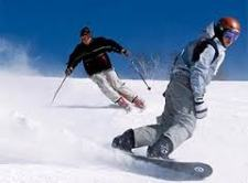 What winter sports do y…