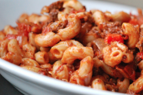 4 Ingredient Goulash