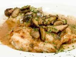 Awesome Chicken Marsala