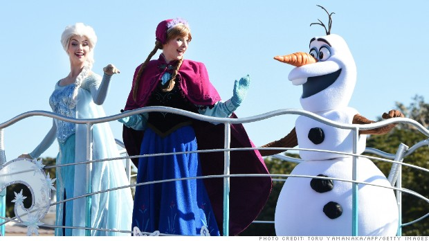 Frozen Hits the High Seas: W…