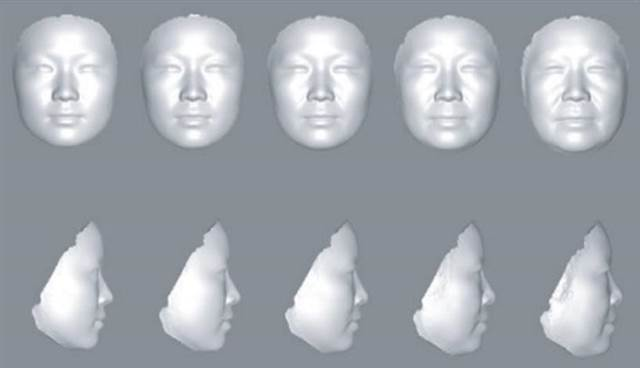 3-D Face Scans Reveal Your …