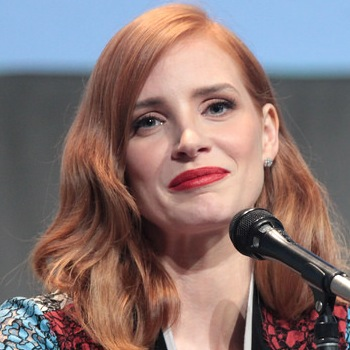Jessica Chastain Calls For M…