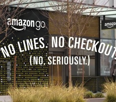 'Amazon Go' Allows Customer To Shop In-Stor…