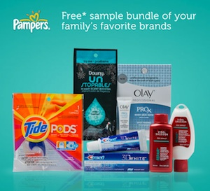 Spread Pampersjoy With A Chance To Win A 25 Gift Card Or