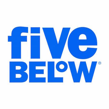Five And Below Locations