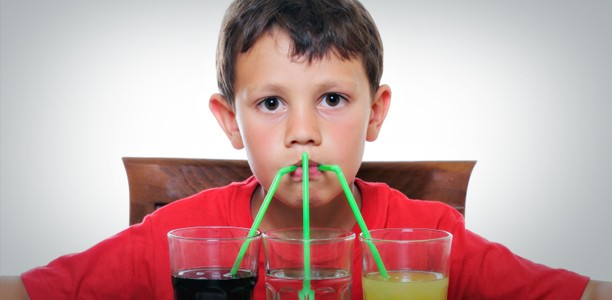 Parents Don't Serve Soda To …