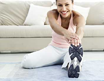 Ditch the Gym and Get Healthy at Home