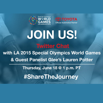 Join the #ShareTheJourney Tw…