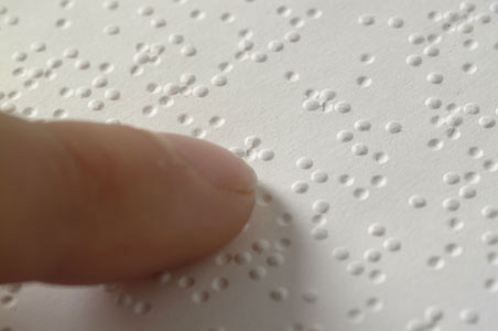 Celebrating National Braille…