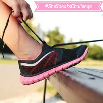 Are You Ready for the #SheSpeaksChallenge? …