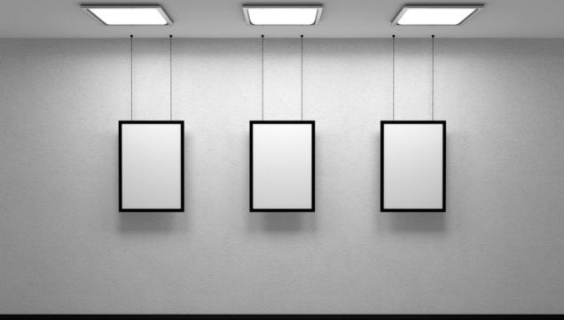 Artist's Plans to Display Le…
