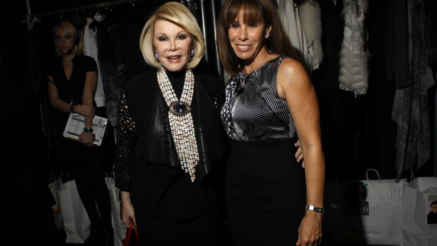 Melissa Rivers Reveals Why S…