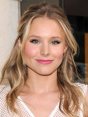 Kristen Bell Says 'No to Pic…