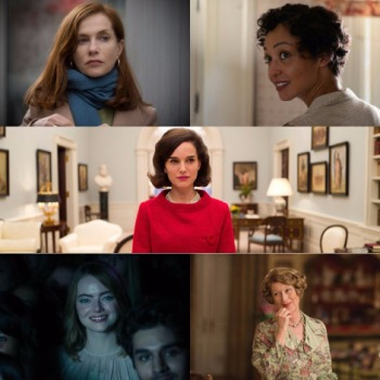 Which Oscar-Nominated Actres…