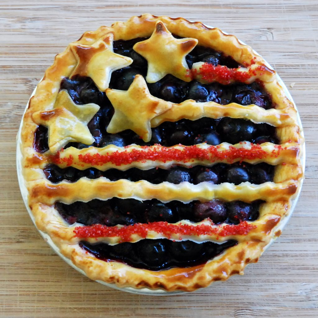 Patriotic Labor Day Recipes with a Twist