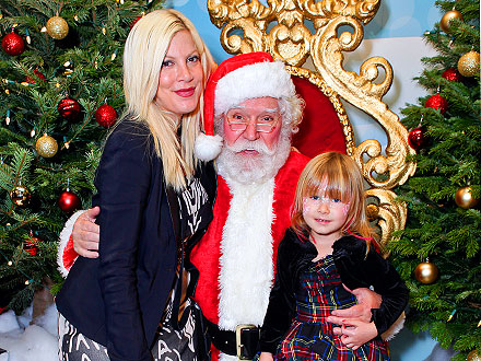 Tori Spelling's Girls' Day Out: How Do You and Your Daughters Spend Time Together Over the Holidays?