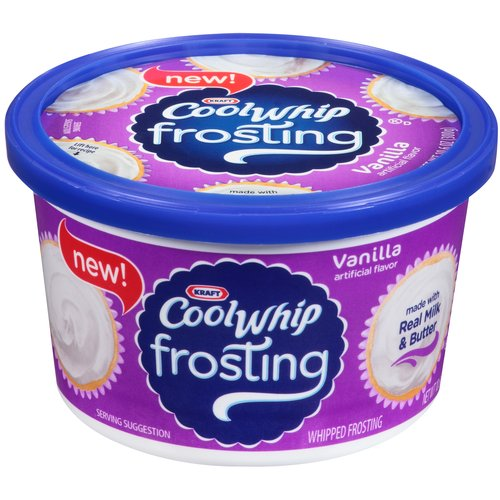 kraft cool whip frosting