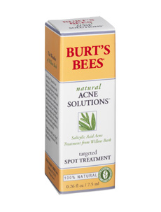 Burt S Bees Natural Acne Solutions Targeted Spot Treatment Review