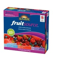 Sun-Rype FruitSource