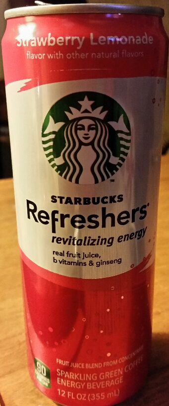 Refreshers Strawberry L…