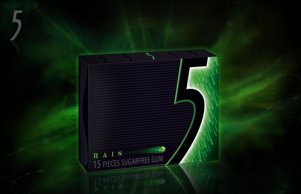 Image Gallery 5 Gum Rain