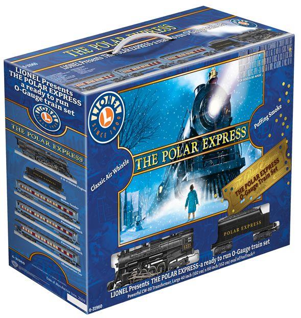 Lionel Polar Express Train Set   SheSpeaks Reviews