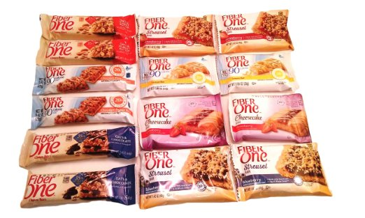 Fiber One Cheesecake Bar