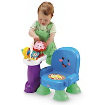 Fisher Price Laugh u0026 Learn Musical Learning Chair