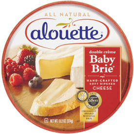 Baby Brie Cheese