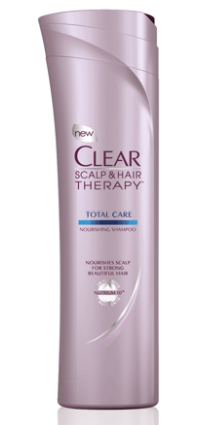 Clear Scalp Hair Beauty Therapy Total Care Shampoo