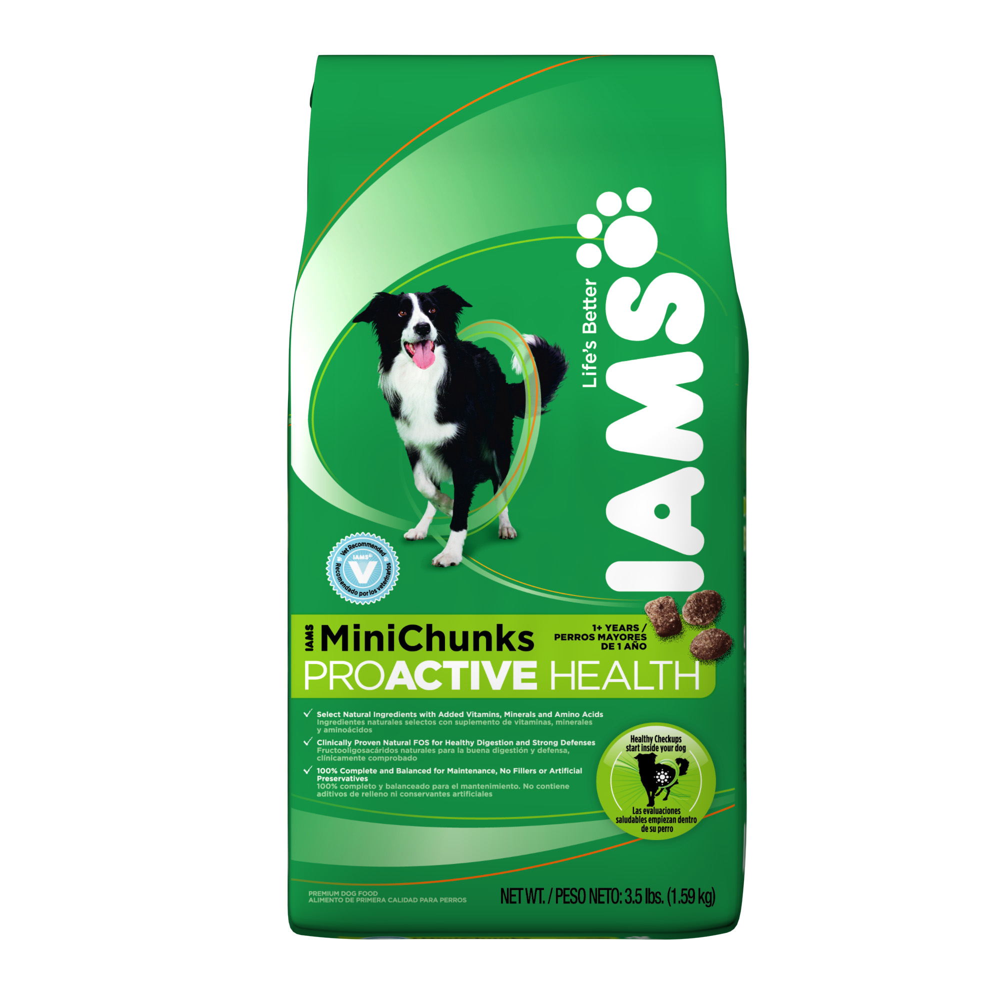 Iams Iams Iams Mini Chunks ...