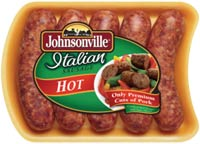 Johnsonville Hot Italian Sausage