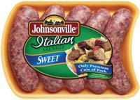 Johnsonville Sweet Italian Sausage