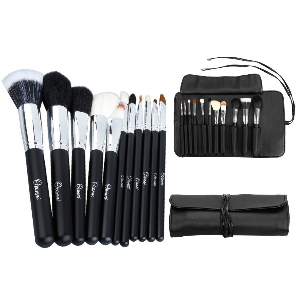 brushes / 11 pieces set