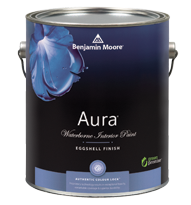 benjamin moore aura waterborne interior paint shespeaks reviews. Black Bedroom Furniture Sets. Home Design Ideas