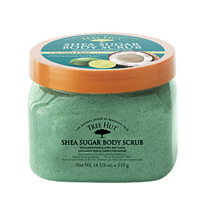 Tree Hut Coconut Lime Shea Sugar Scrub