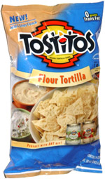 Tostitos Flour Tortilla Chips