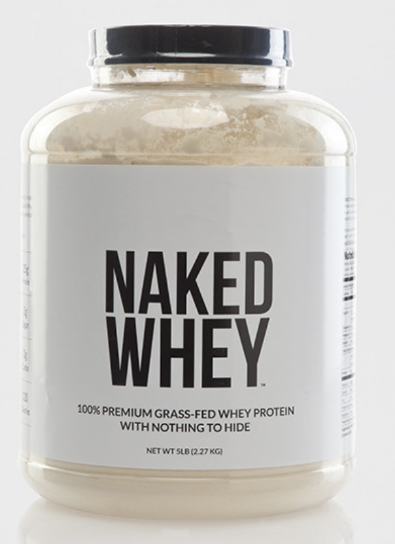 Grass Fed Whey Protein …
