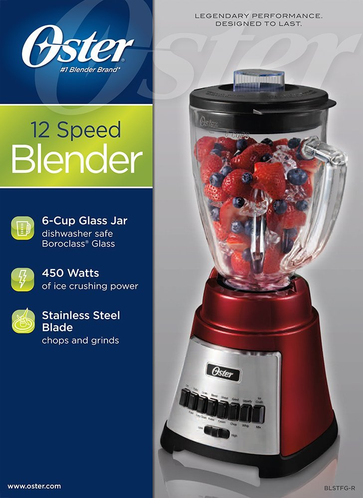 12 Speed Blender