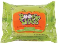 Boogie Wipes Saline Wipes for Noses