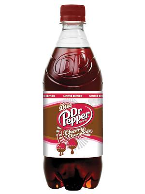 Diet Cherry Chocolate Dr Pepper Buy