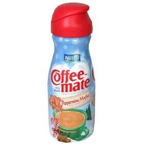 Coffee Mate Peppermint Mocha Creamer | SheSpeaks Reviews