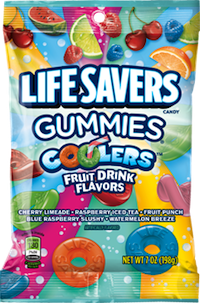 Life Savers Gummies Cool…