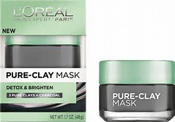 L'oreal Pure Clay Mask D…