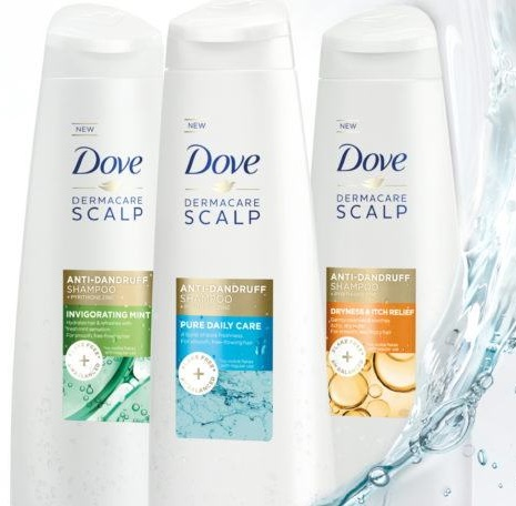 Dove Dove DemaCare Scalp Anti Dandruff Shampoo