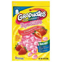 Graduates Yogurt Melts …