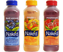 Naked Juice Drinks